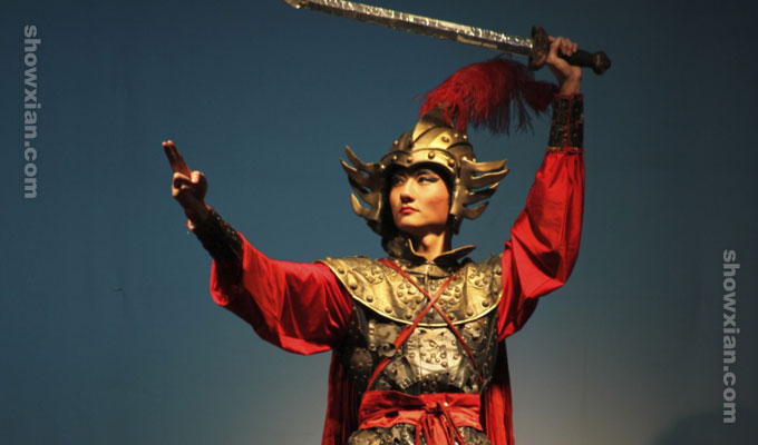 Tang Palace Show Photo 2