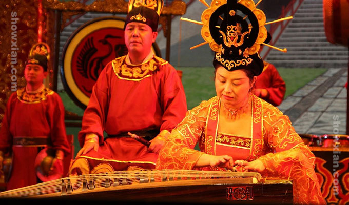 Tang Palace Show Photo 6